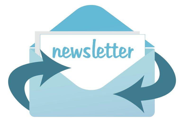 """Sagen Sie """"JA"""" zu unserem Newsletter…"""